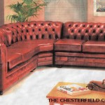The Corner Chesterfield suite