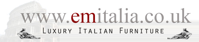 Italian furniture by EM ITALIA