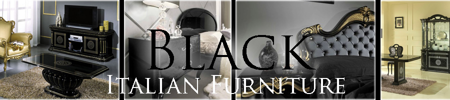 Black-italian-furniture