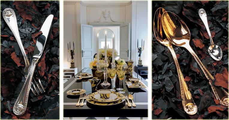 Versace Tableware & Versace Tableware | Design*in