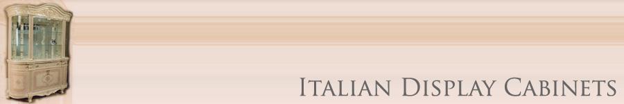 Italian-display-cabinets