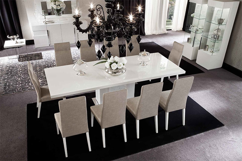 white-high-gloss-dining-room-furniture-set